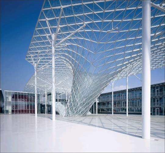 Steel Glass Buildings : And so we design shape our buildings thereafter